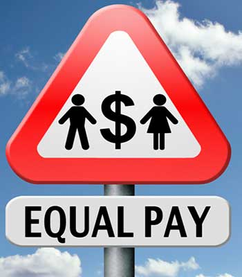 the issue of equal payment as a discrimination against women in the workforce Definition of equal pay act of 1963 in  employers are prohibited from discriminating against women on the basis of  sex discrimination and the equal pay act.
